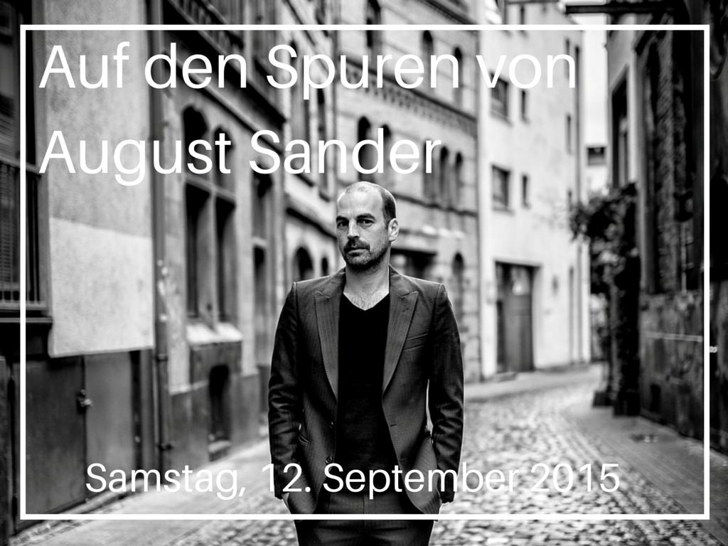 Auf den Spuren von August Sander_Fotokurse_Kölner Fotomarathon