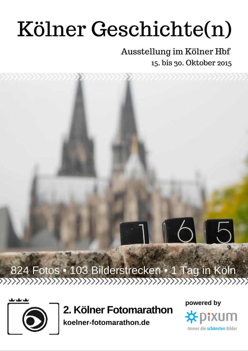 Ausstellung Im Kölner HBF
